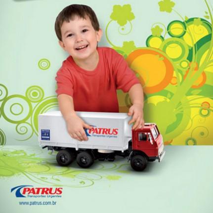 Campanha premiada Patrus Transportes