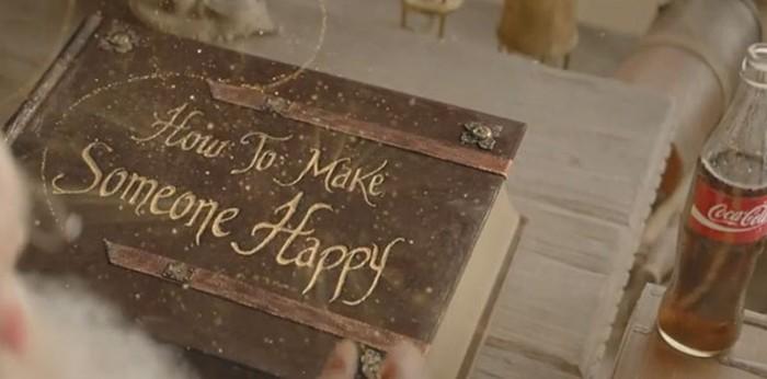 Faça alguém feliz