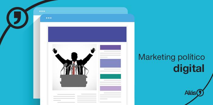É hora de falar sobre marketing político digital