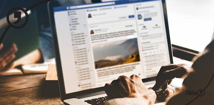 Facebook: familiares e amigos primeiro, entretenimento e informações depois