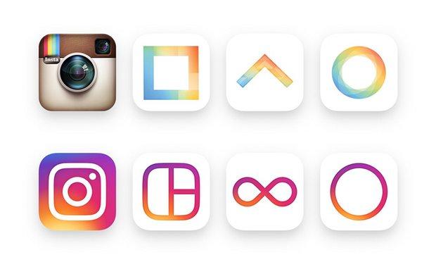 instagram logos antes e depois | rebranding
