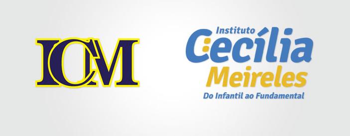 logo instituto cecilia meireles | rebranding