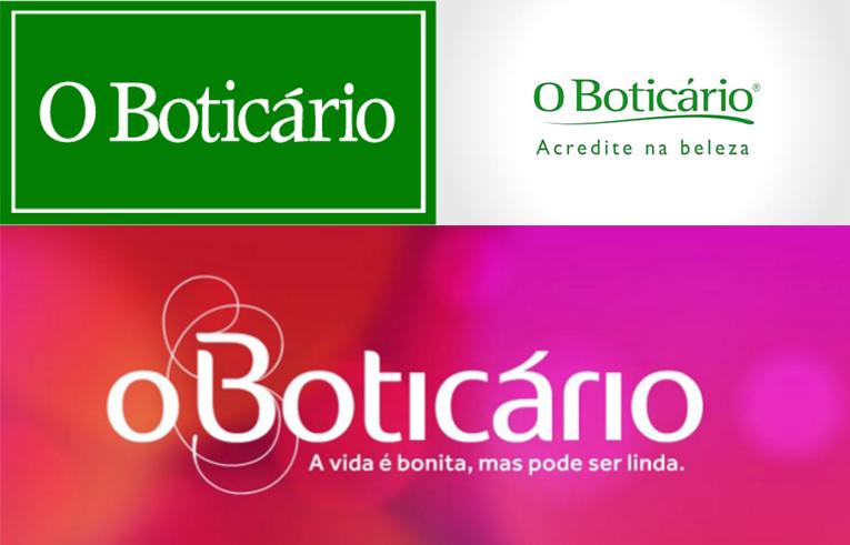 logos-o-boticario antes e depois | rebranding