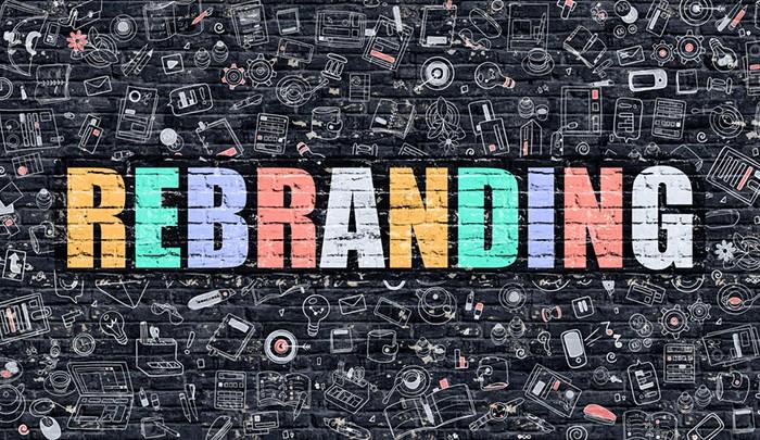 Vamos falar de rebranding?