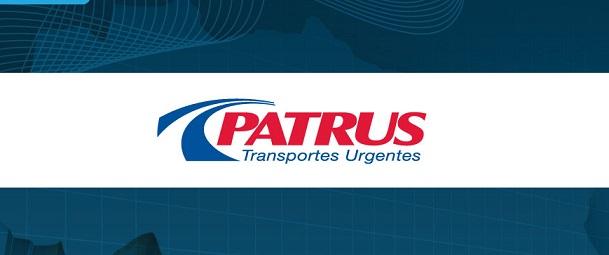 Comunicação institucional – Patrus Transportes