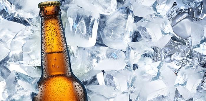 Como manter a cerveja gelada?