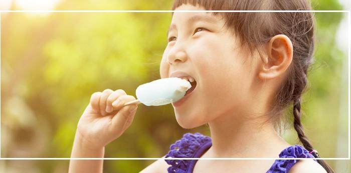 Kibon: a felicidade refresca