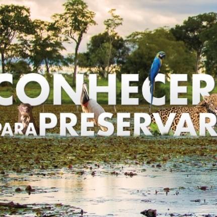 Aliás cria cartilha educativa para o projeto Bichos do Pantanal